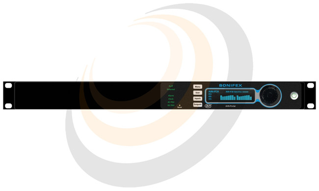 Sonifex 8 Stereo Digital Line Inputs & Outputs, Terminal Block, AES67 Portal - Image 1