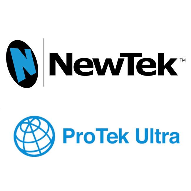NewTek Renewal ProTek Ultra for 2 Stripe Control Panel - 1 Year, making 2+ Years - Image 1