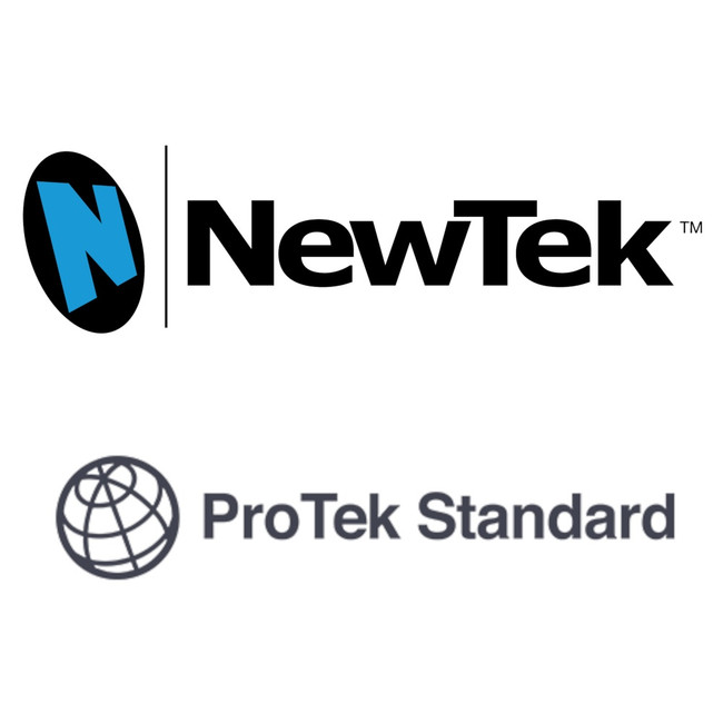 NewTek ProTek Standard for 3Play 3P2 2RU with Control Surface (1 Year Extension of Basic - Image 1