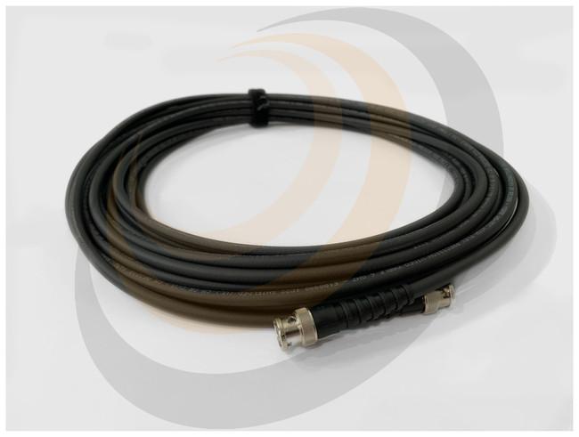 HD-SDI Cable Mini Patch - BNC to BNC - 1855A Black