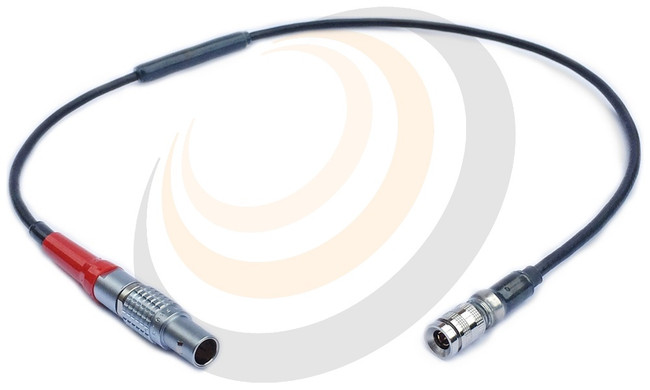 Atomos UltraSync ONE to 5-pin LEMO timecode output cable - Image 1