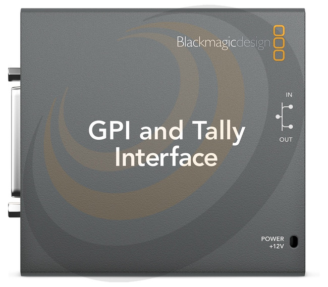 Blackmagic GPI and Tally Interface  - Image 1