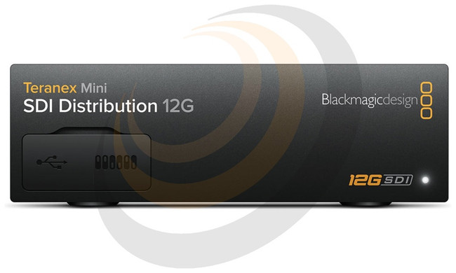 Blackmagic Teranex Mini - SDI Distribution 12G  - Image 1