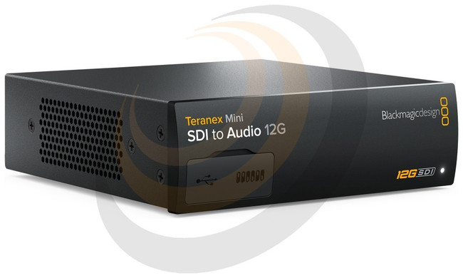 Blackmagic Teranex Mini - SDI to Audio 12G  - Image 1