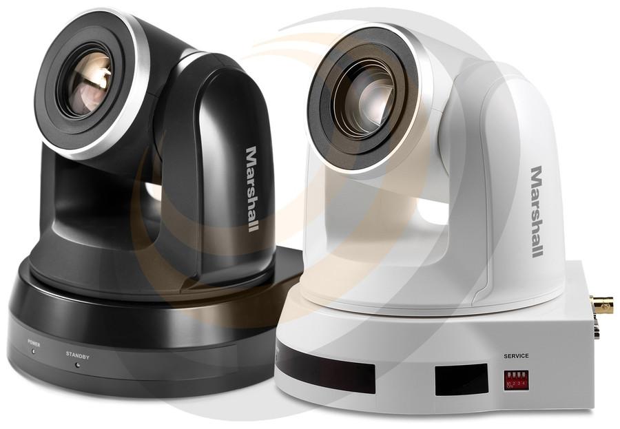 HD PTZ 20x Optical Zoom Camera (4.7~94mm, F1.6~3.5) - Black - Image 1