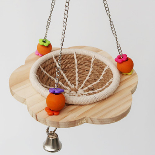 Bird Swing Toy