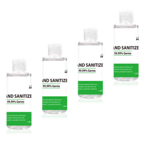 4 Pack Hand Sanitizer 100ml each