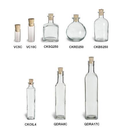Corked Bottles