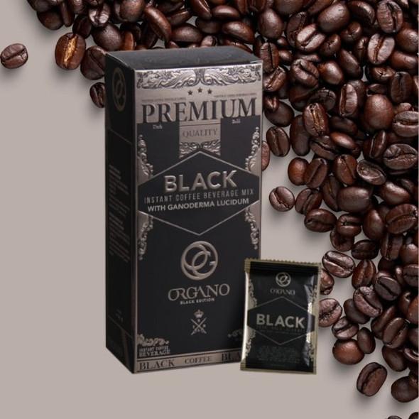 Gourmet Black Coffee