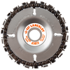 """Lancelot 5/8"""" 22 Tooth Chainsaw Disc"""