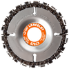 """Lancelot 7/8"""" 22 Tooth Chainsaw Disc"""