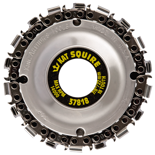 """Squire 18 tooth Chainsaw Disc 7/8"""""""