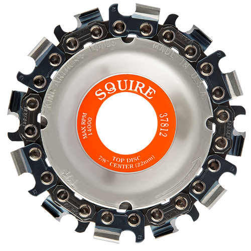 """Squire 12 tooth Chainsaw Disc 7/8"""""""