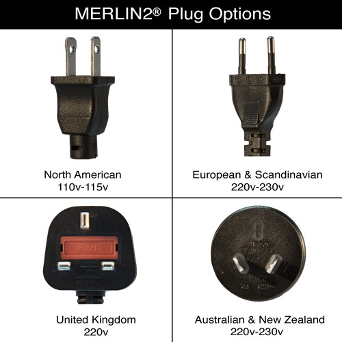 MERLIN2® VARIABLE SPEED MINIATURE ANGLE GRINDER DELUXE SET