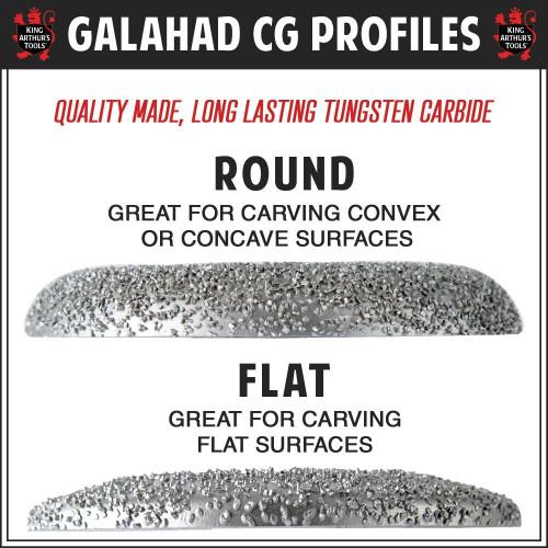 11026 GALAHAD CG - TWO PACK