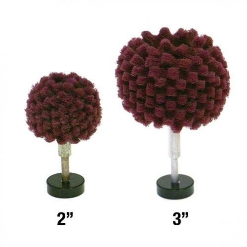 """11522 GUINEVERE® - SCUFF & BUFF SMALL BALLS SET - 2-1/2"""" (63MM)"""