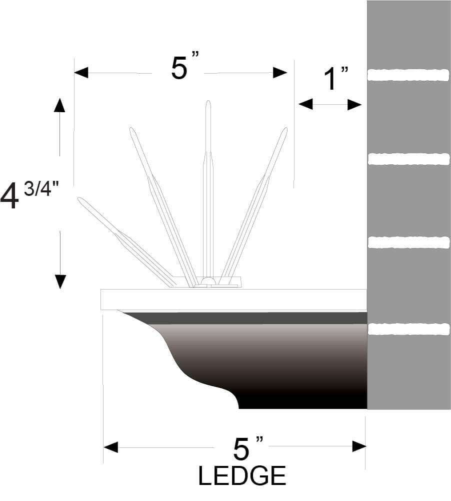 bird-b-gone-plastic-bird-spikes-bbg2000-5-inch-ledge-drawing.jpg