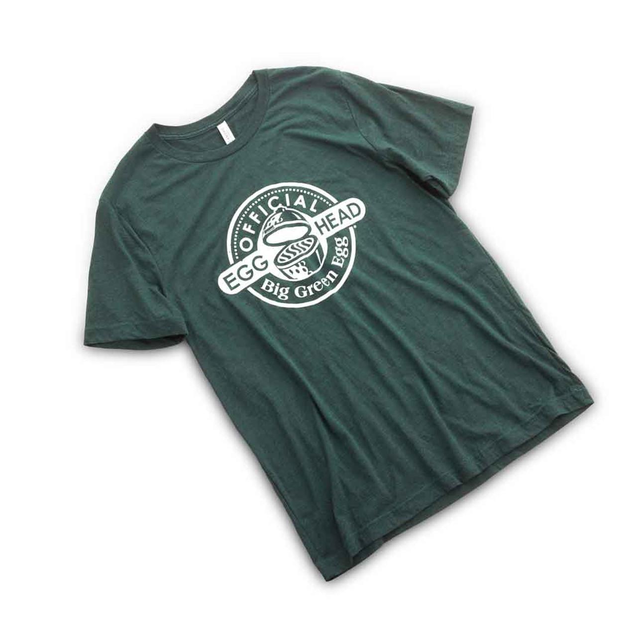 Green EGGhead T-shirt