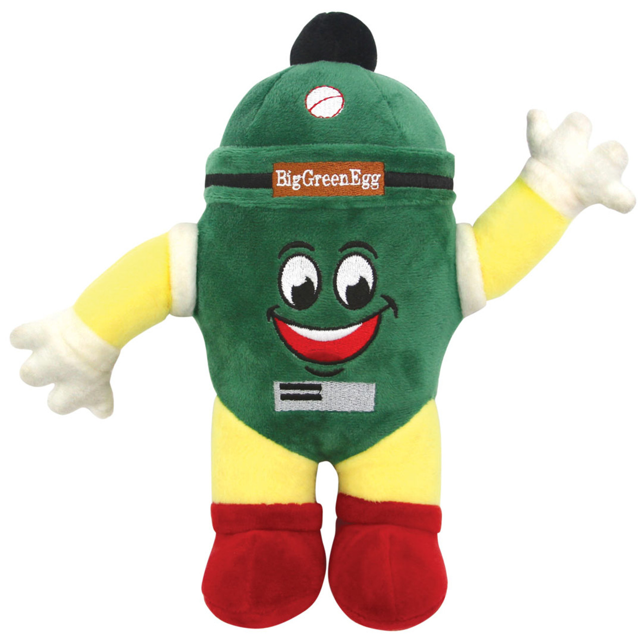 Mr. EGGhead Plush Toy