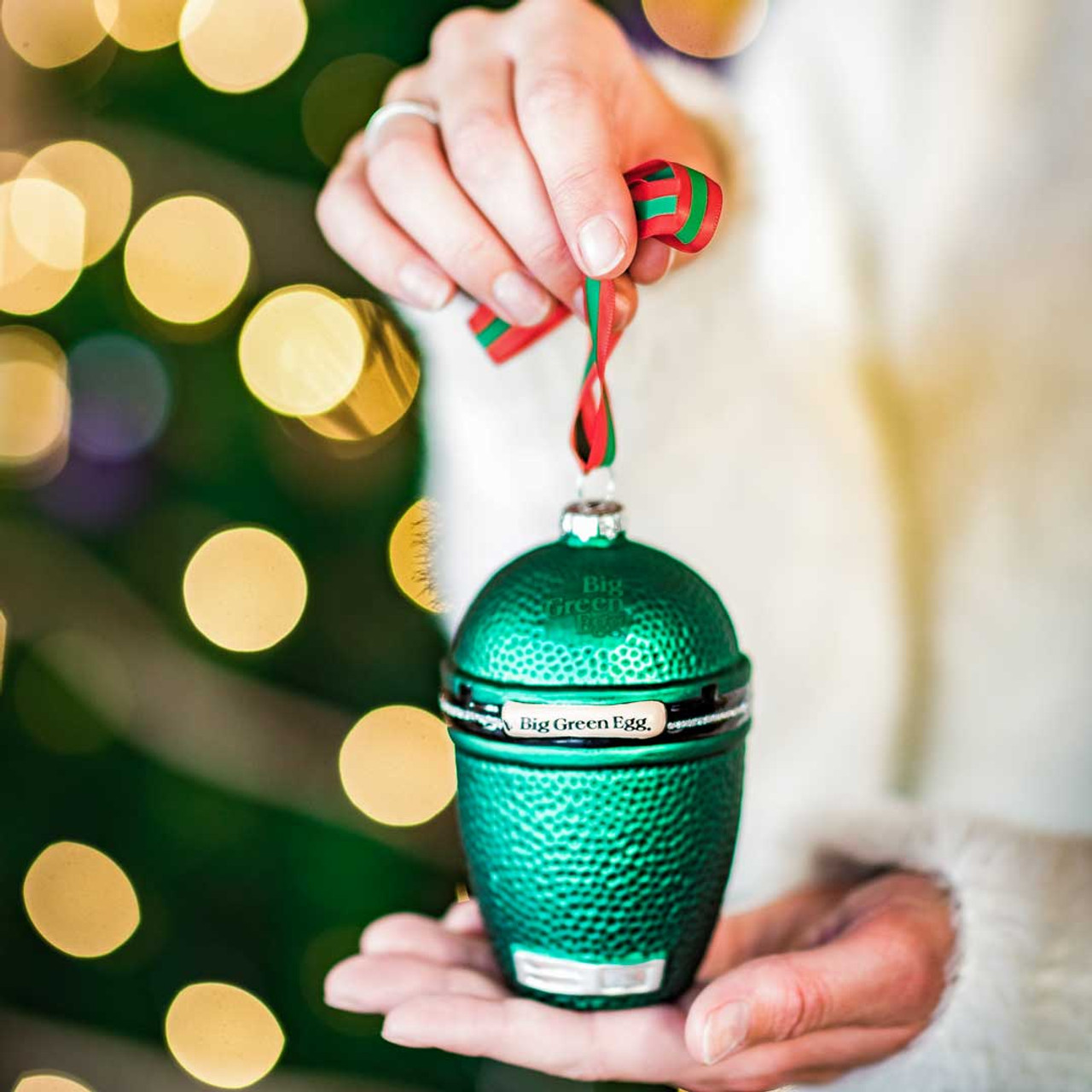 Limited Edition Glass Holiday Ornament