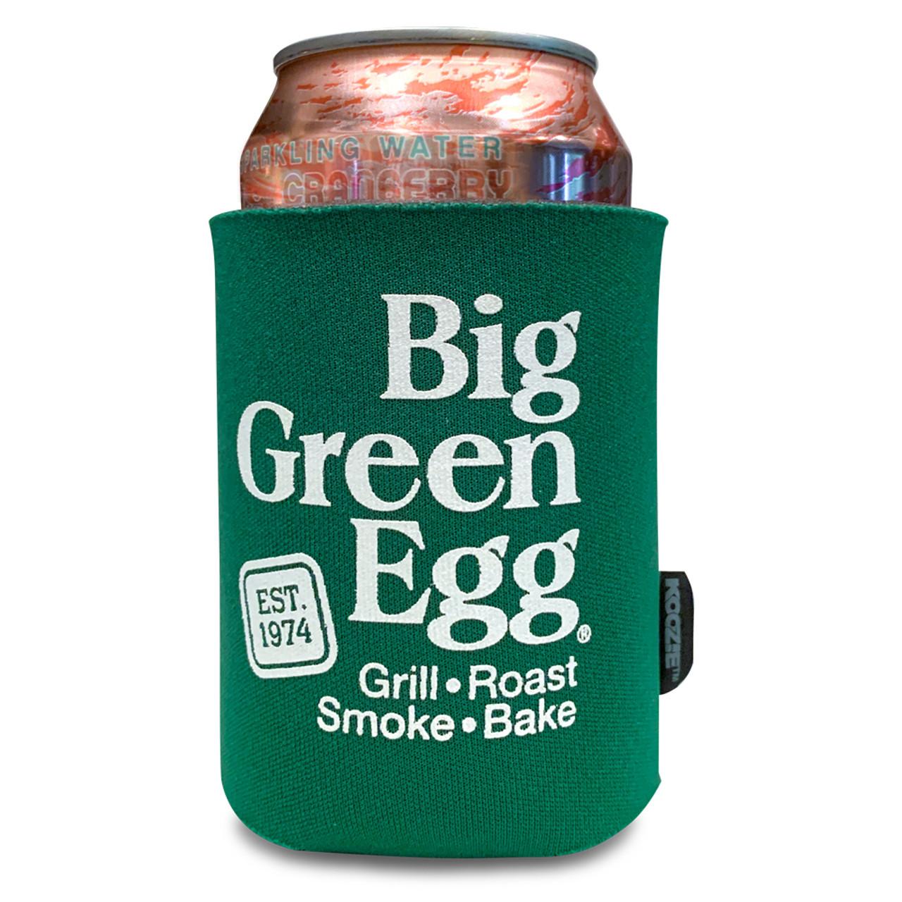 Big Green Egg Collapsible KOOZIE® Can Kooler