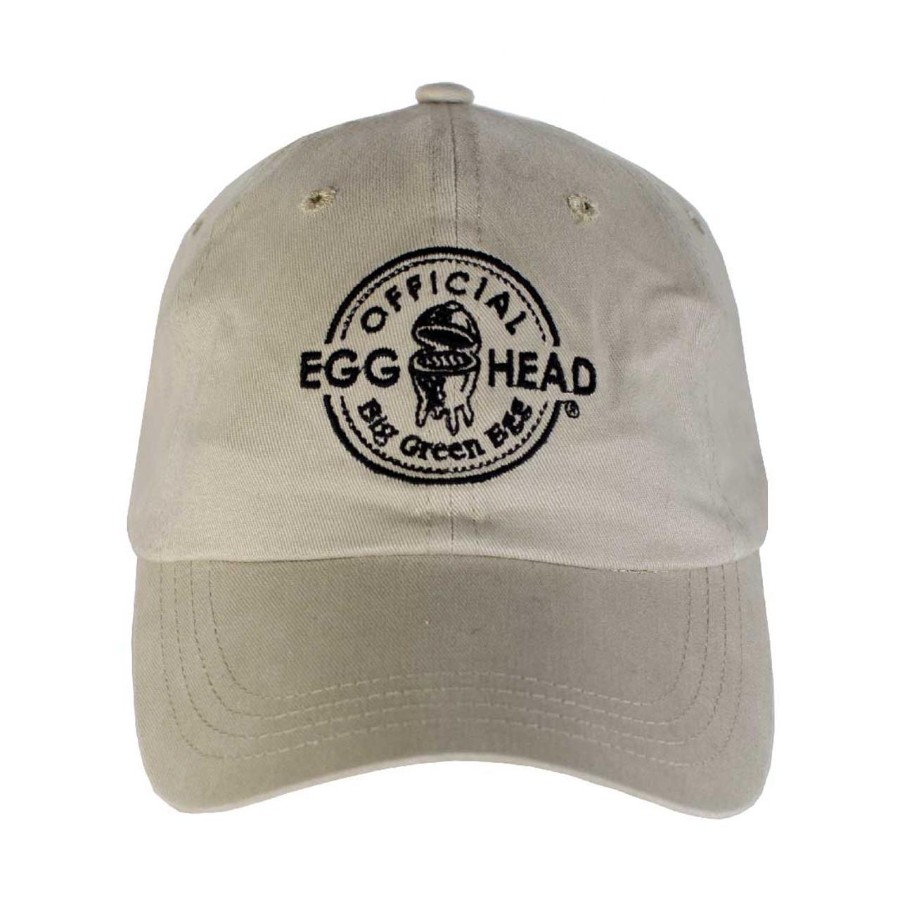 Big Green Egg Relaxed Official EGGhead Cap – Khaki