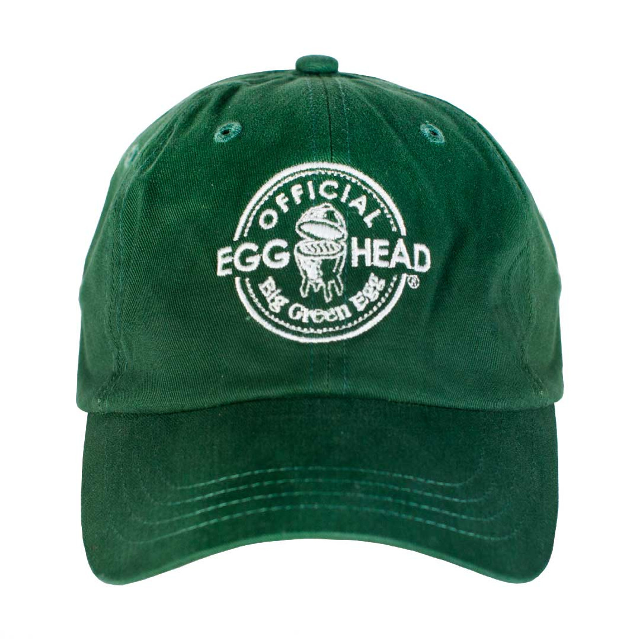 Big Green Egg Relaxed Official EGGhead Cap – Green