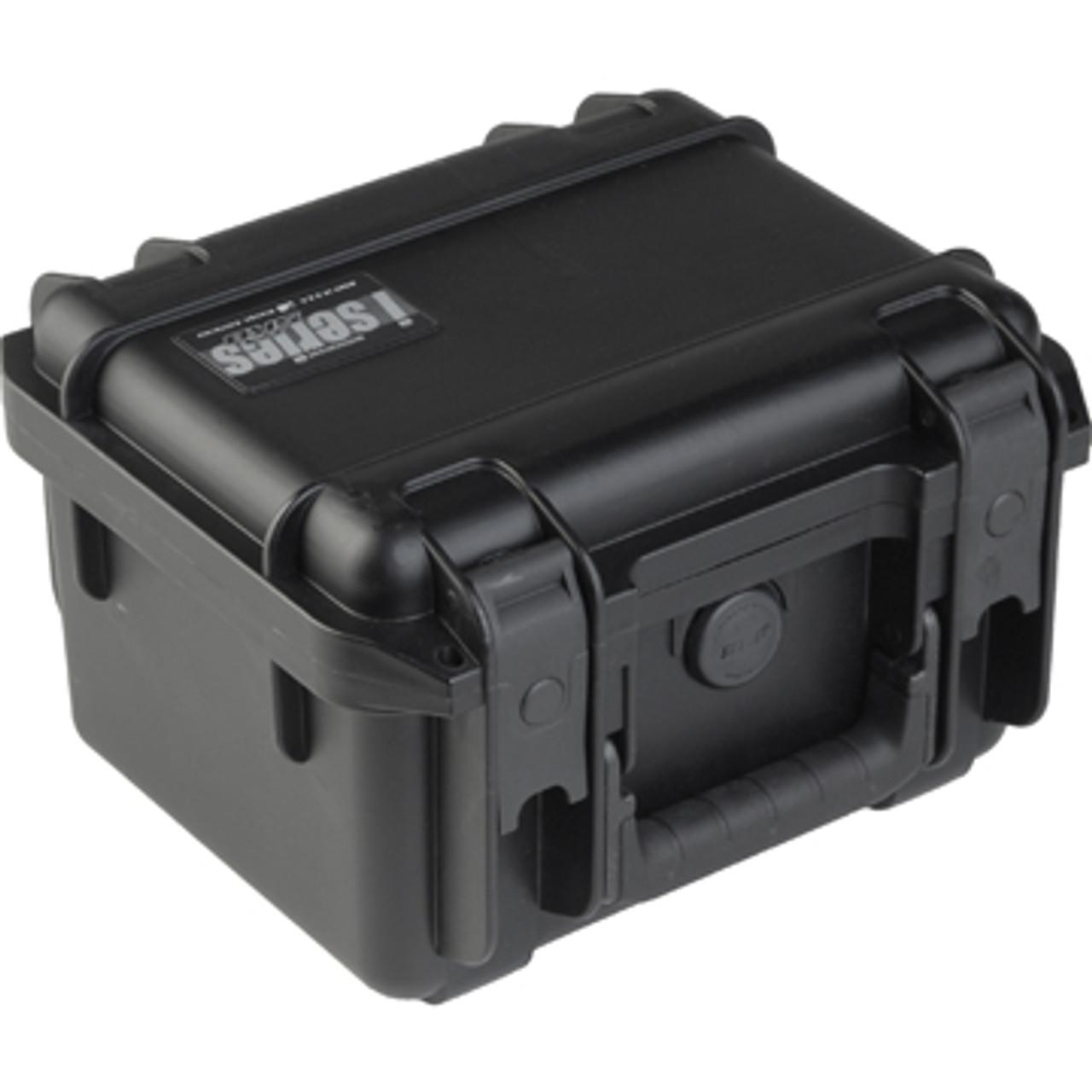 "SKB Mil-Standard Waterproof Case 6"" Deep with Cubed Foam - Black #3i-1309-6B-C"