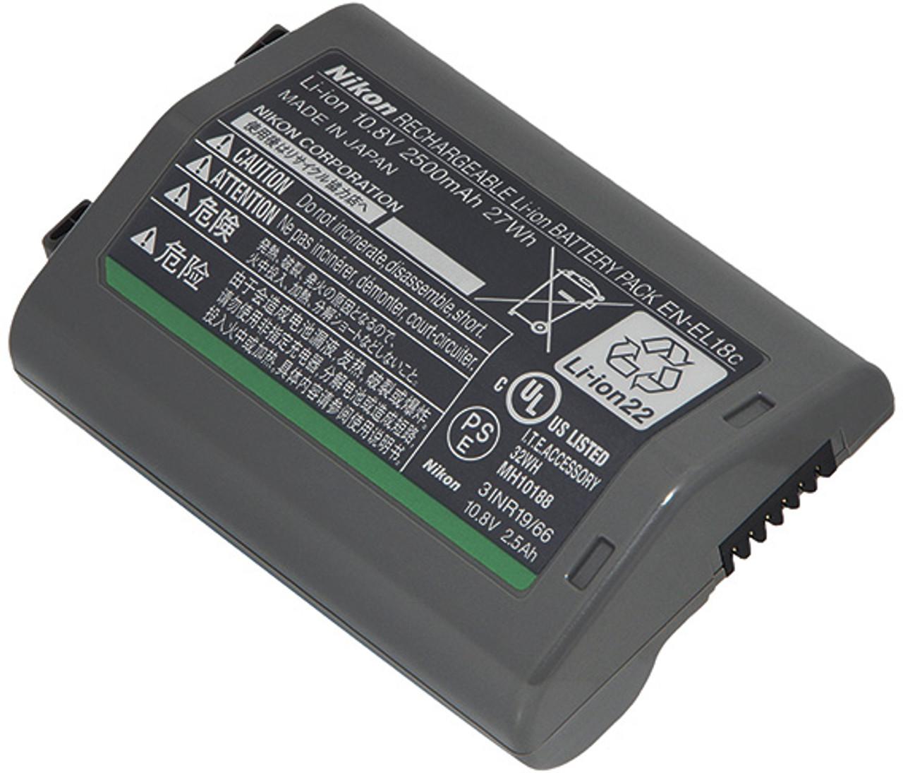 Nikon EN-EL18C Battery Pack