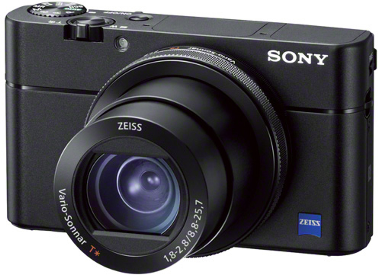 Sony DSC-RX100M5A Compact Camera