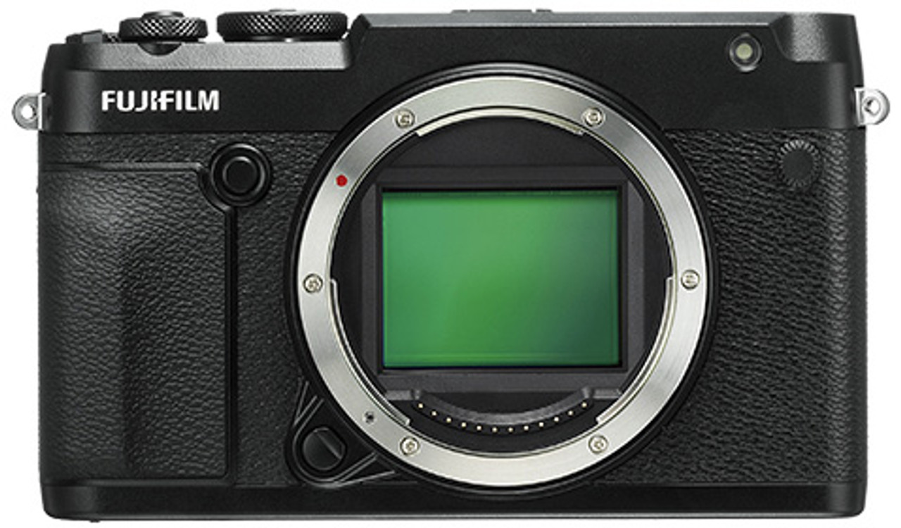 Fujifilm GFX 50R Medium Format Mirrorless Digital Camera - Body Only
