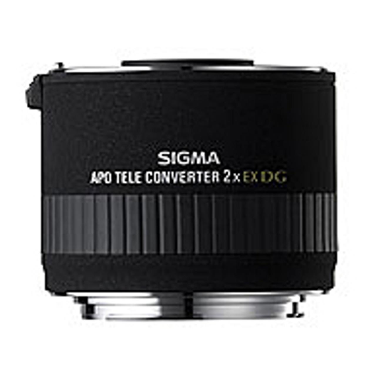 Sigma 2x EX DG Tele Converter for Nikon