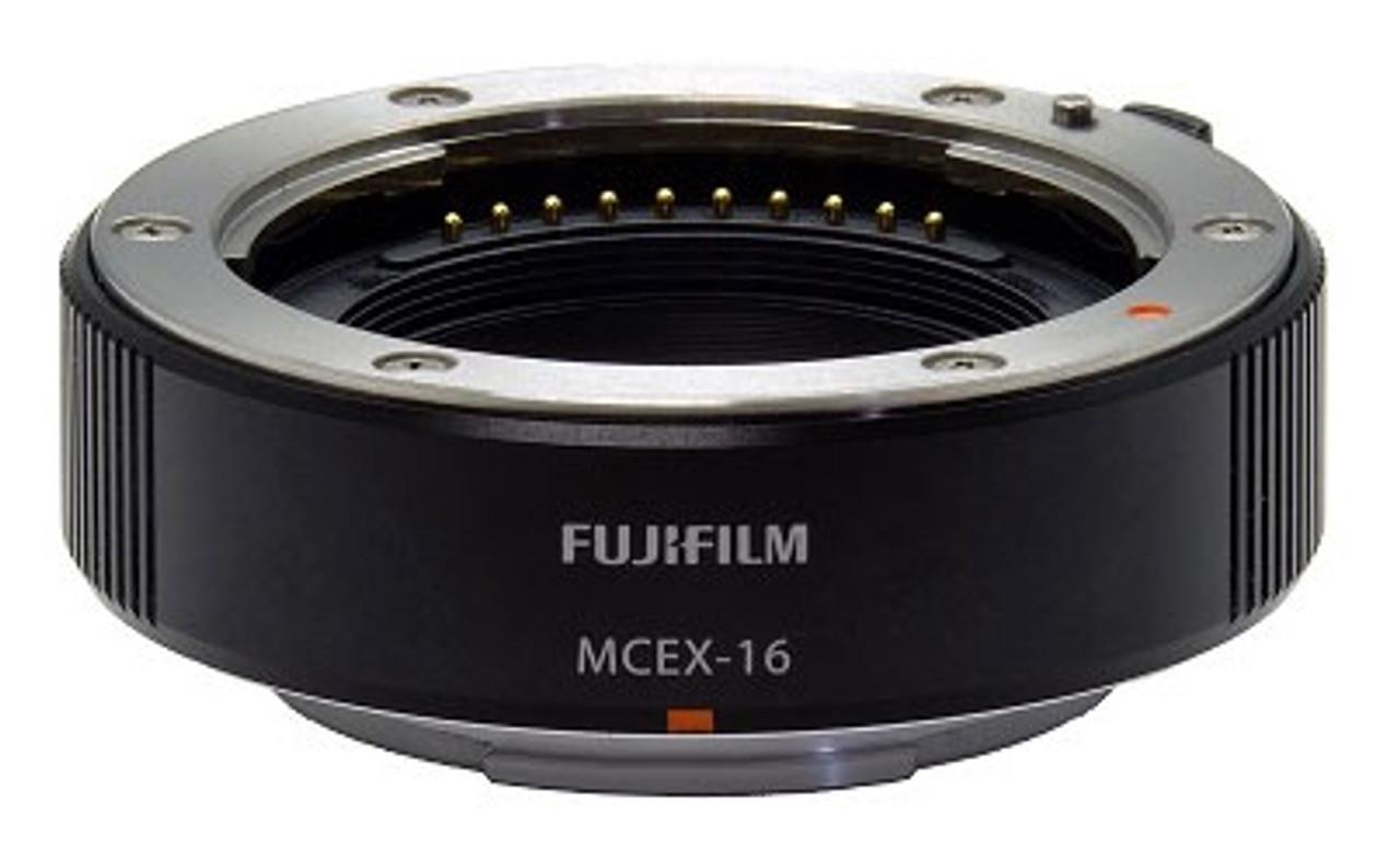 Fujifilm MCEX-16 Macro Extension Tube - 16mm
