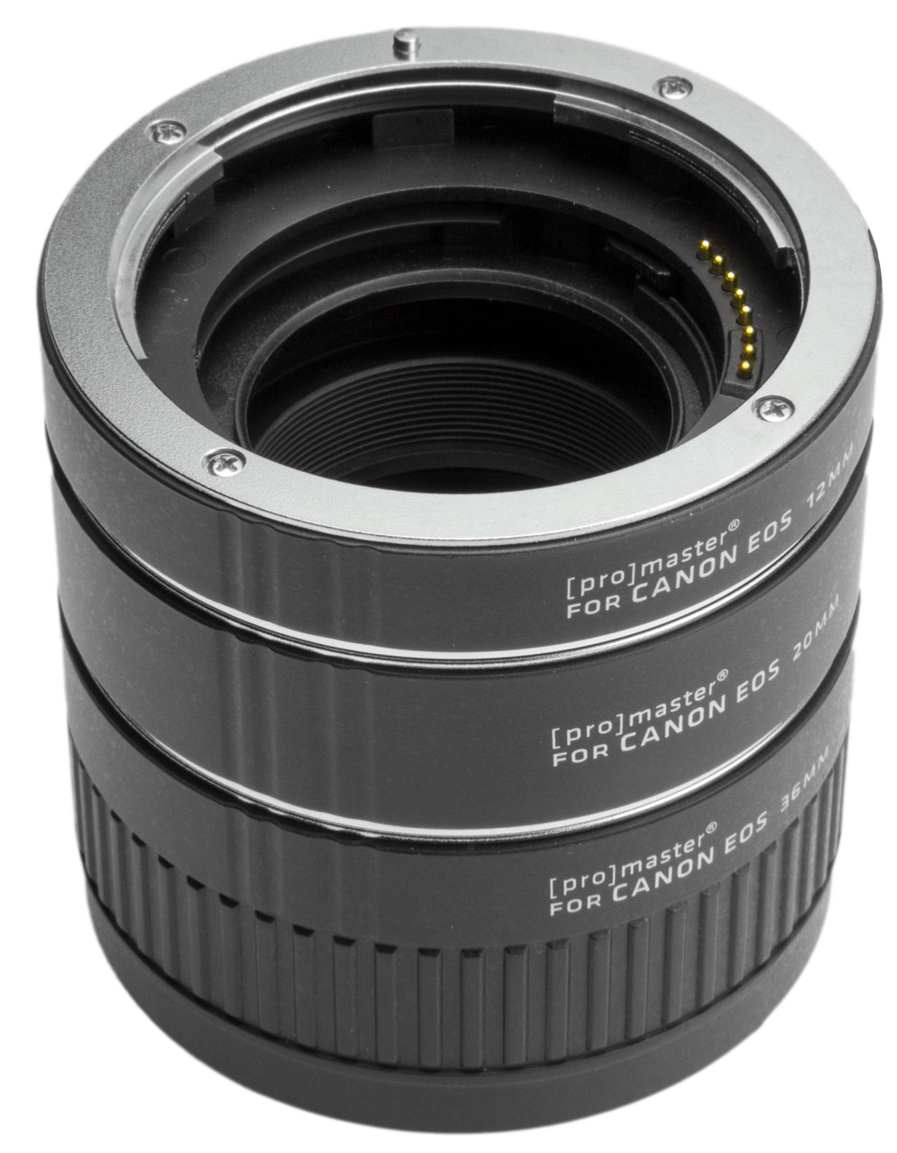 ProMaster Automatic Extension Tube Set - for Canon