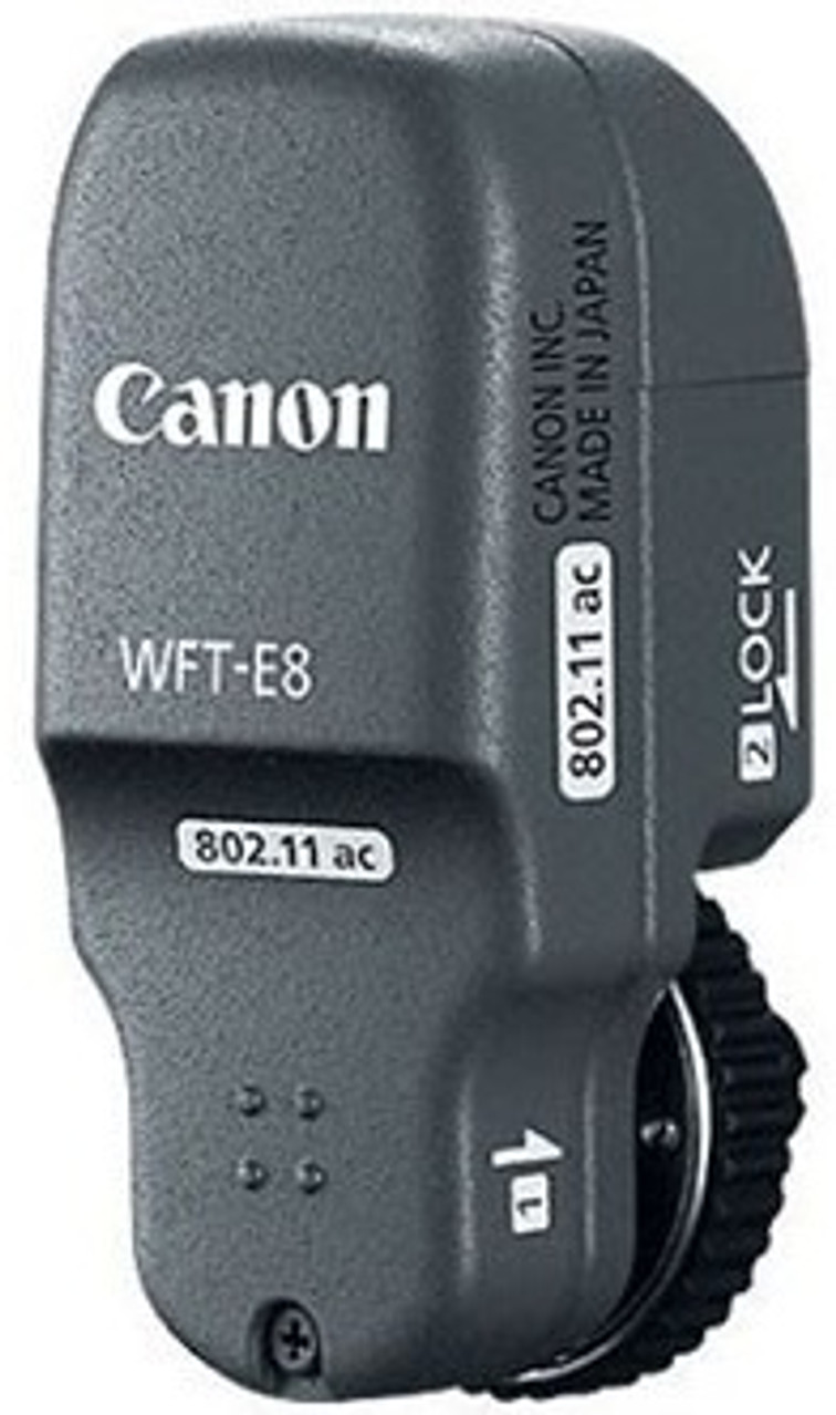 Canon WFT-E8a Wireless File Transmitter for Canon EOS 1DX Mark II