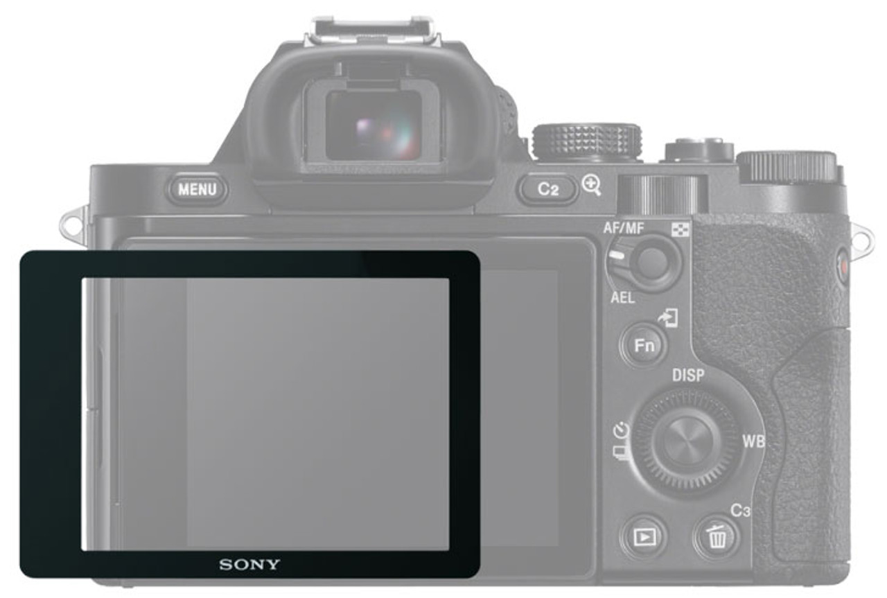 Sony PCK-LM16 Semi-Hard LCD Protector Sheet