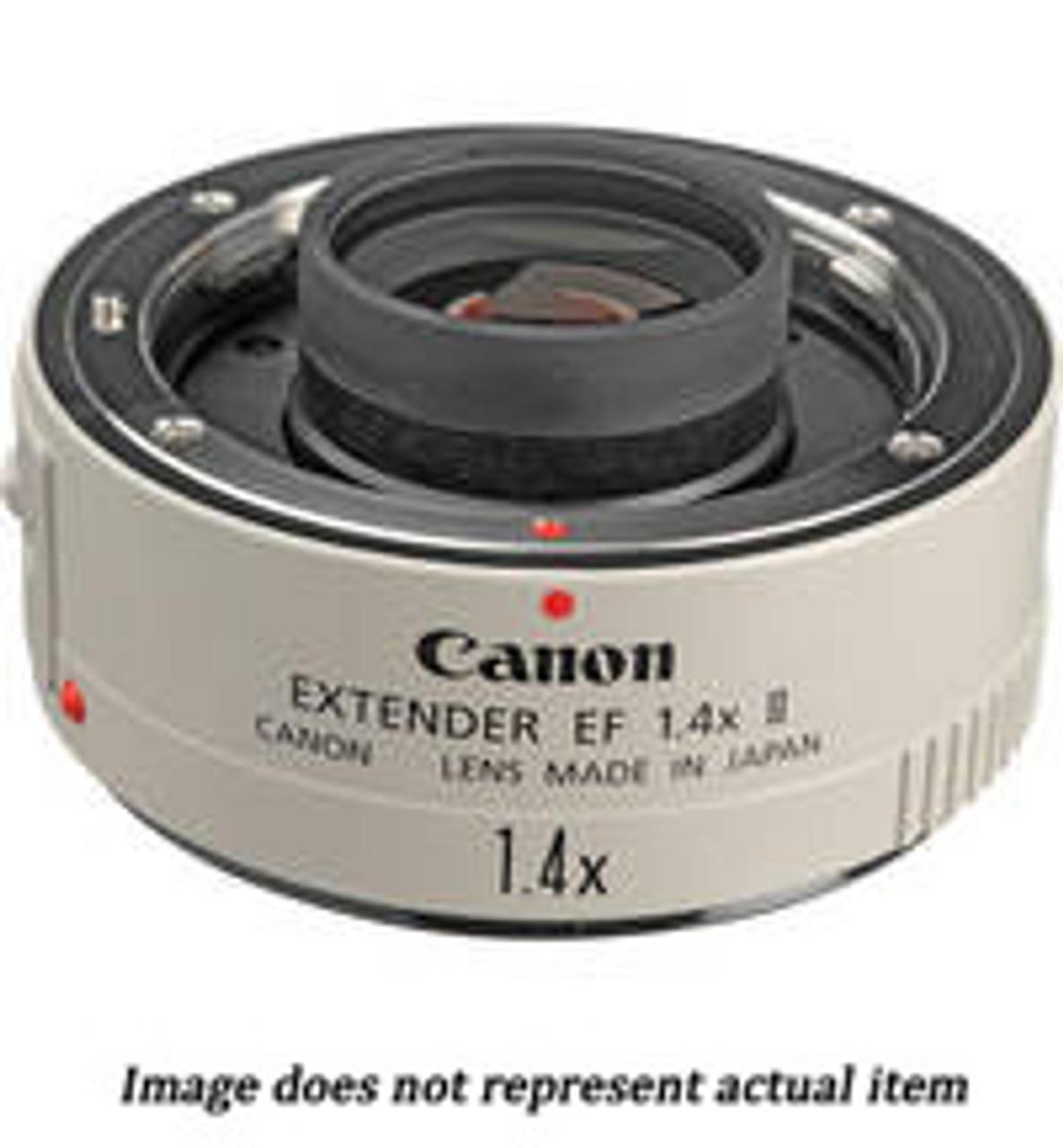 Canon EF 1.4x Extender II (Teleconverter) (USED) - S/N 116896