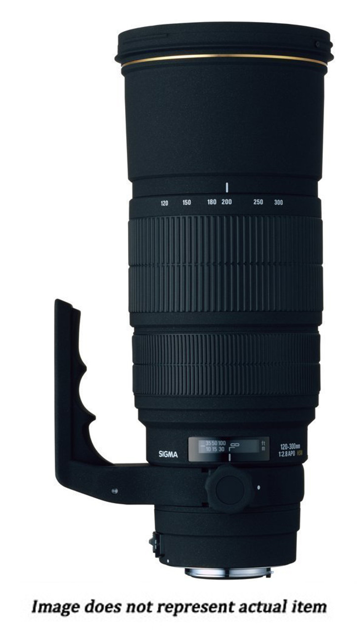 Sigma 120-300mm f/2.8 APO EX DG HSM for Canon (USED) - S/N 4001100