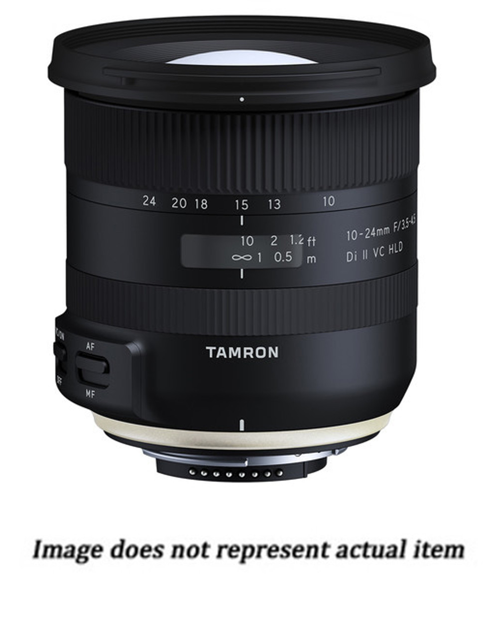 Tamron 10-24mm f/3.5-4.5 Di II VC HLD Lens for Canon (USED) - S/N 003832