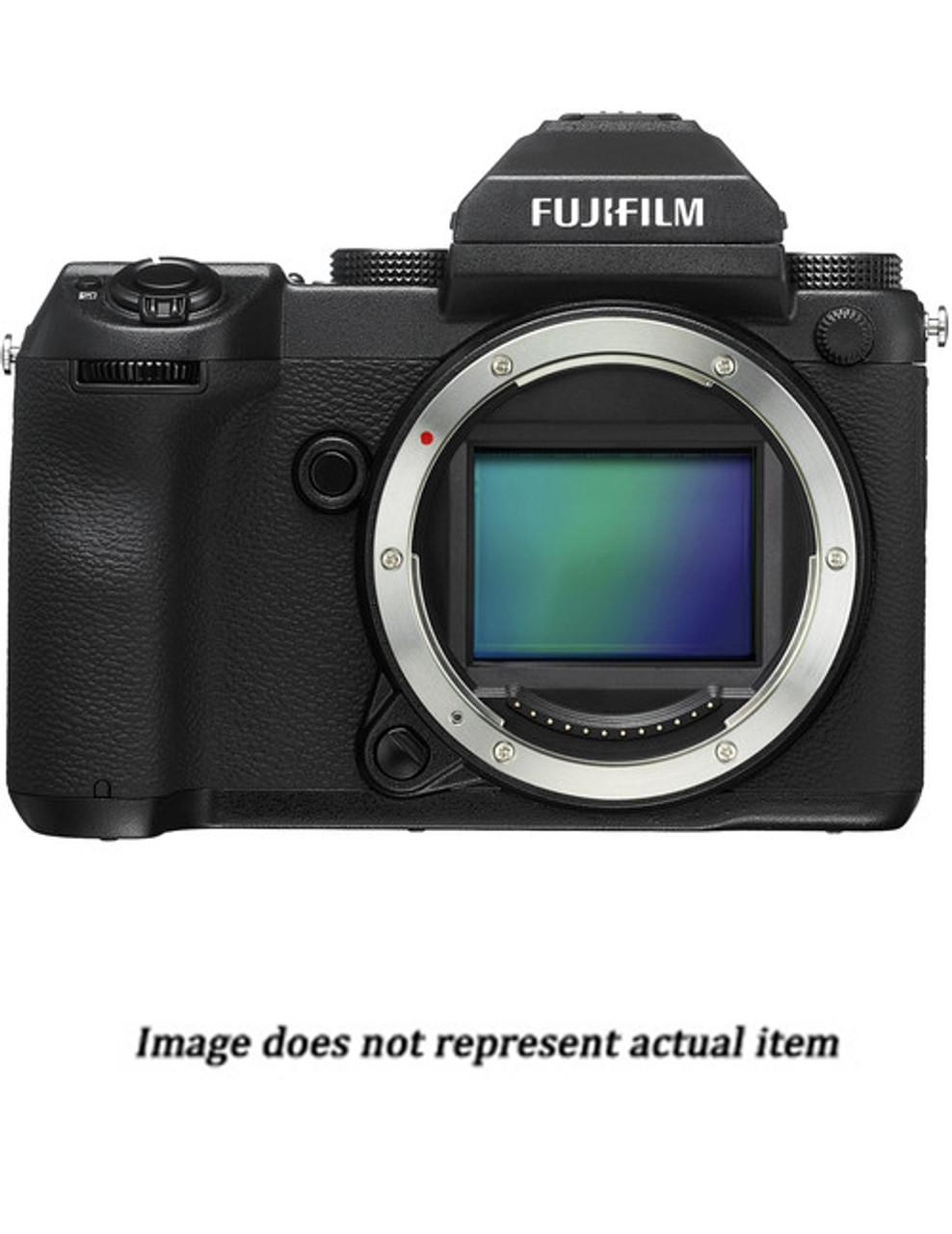 Fujifilm GFX 50S Medium Format Mirrorless Camera Body (USED) - S/N 74005408