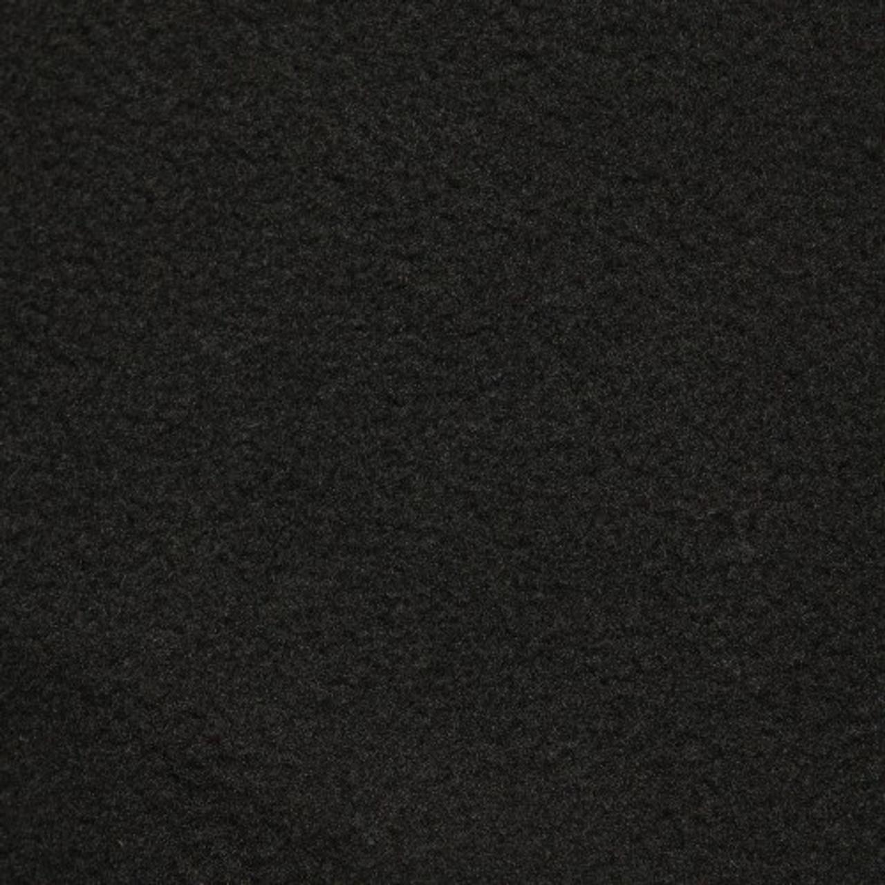 Westcott X-Drop Wrinkle-Resistant Backdrop - Rich Black 5' x 7'