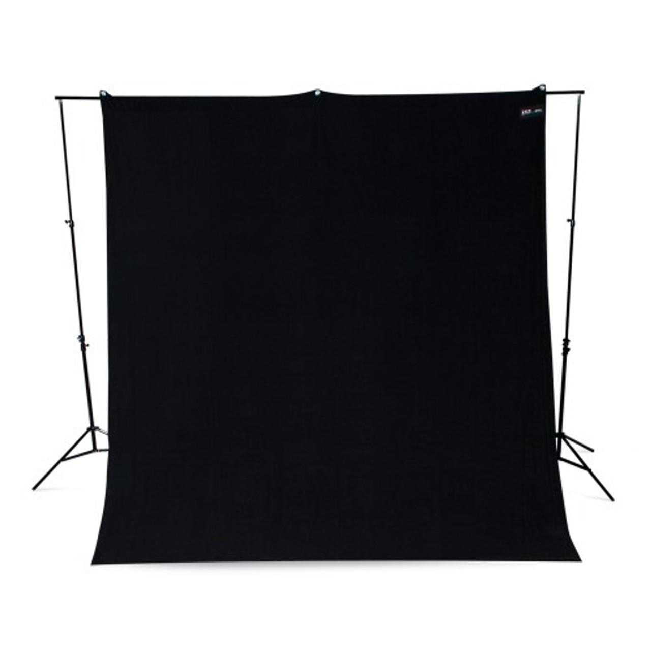 Westcott Photo Basics Backdrop (9'x10') - Black #133