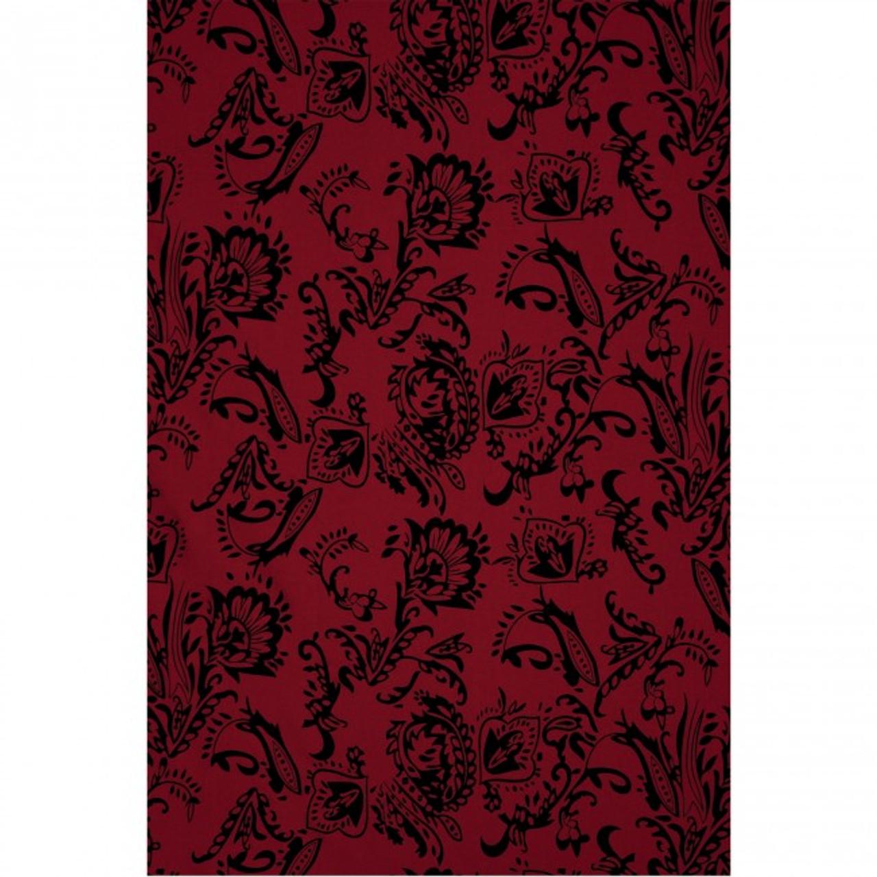 Westcott 5' x 7' X-Drop Backdrop - Ornate #593