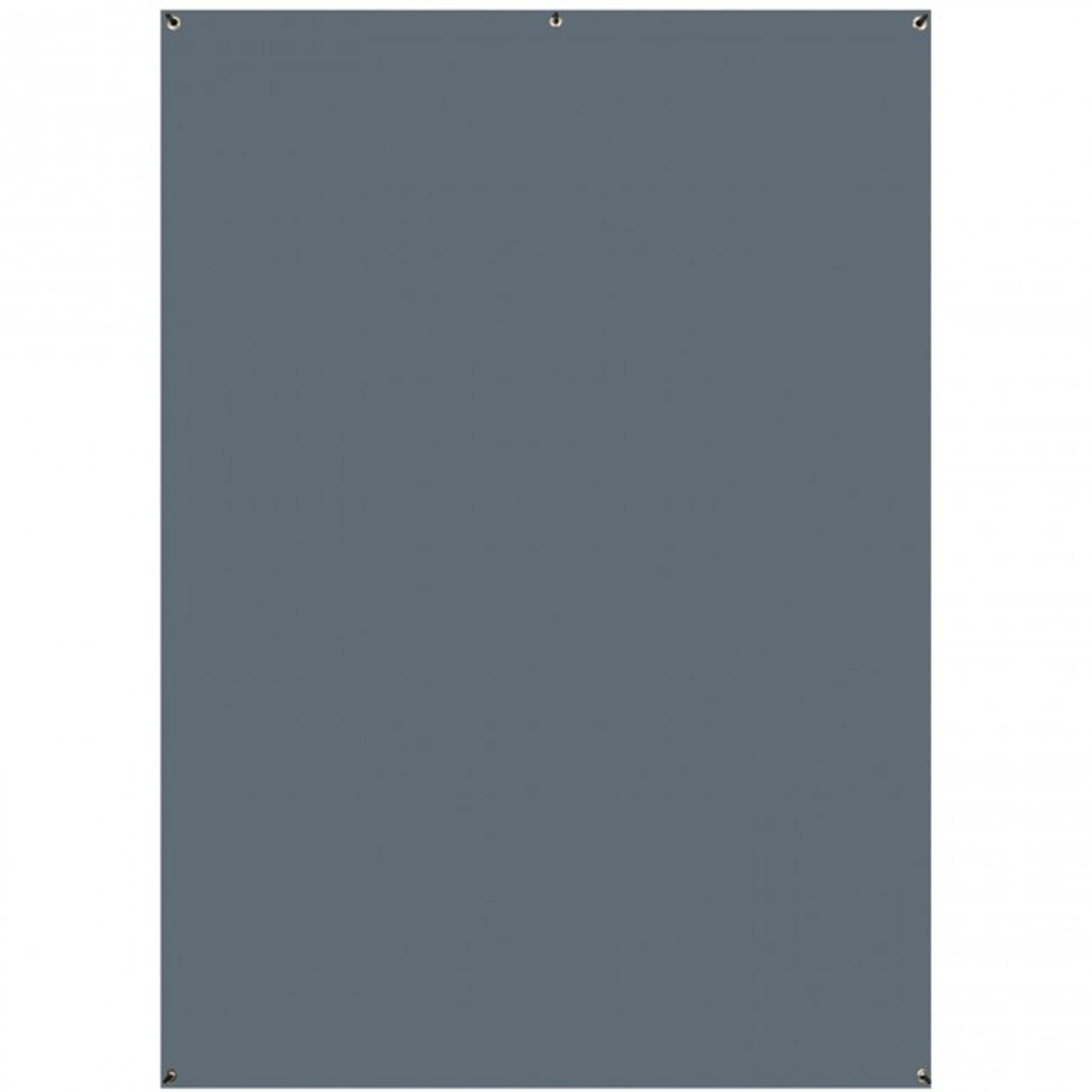 Westcott X-Drop Wrinkle-Resistant Backdrop - Neutral Gray 5' x 7'