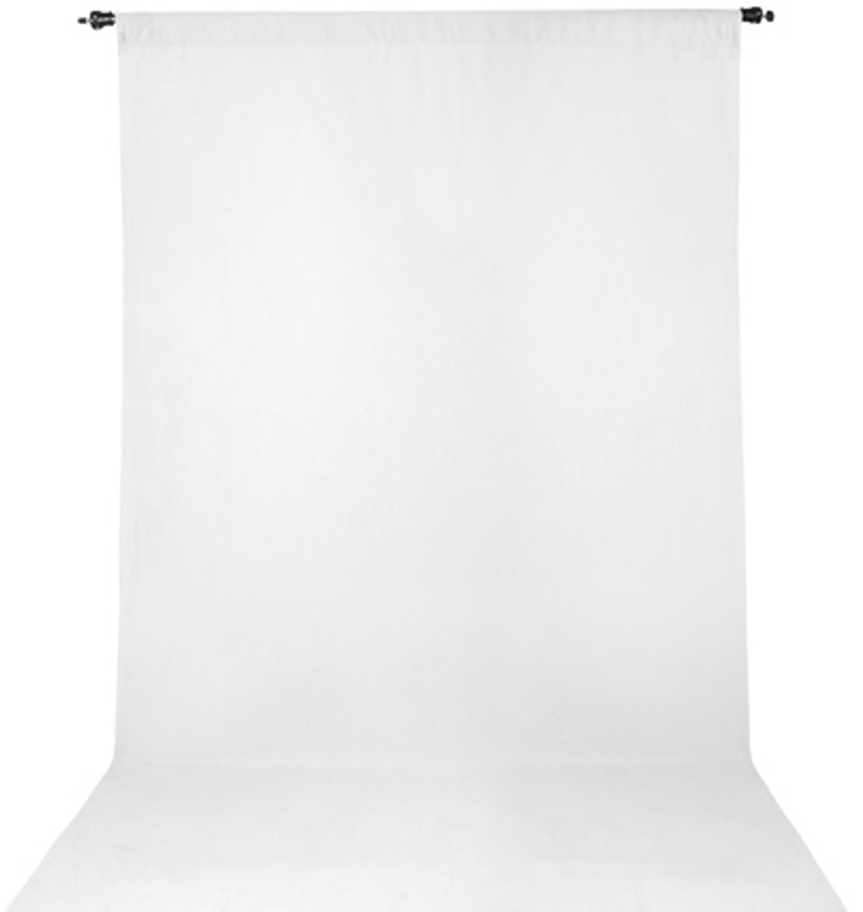 ProMaster Wrinkle Resistant Backdrop 10'x20' - White #2981
