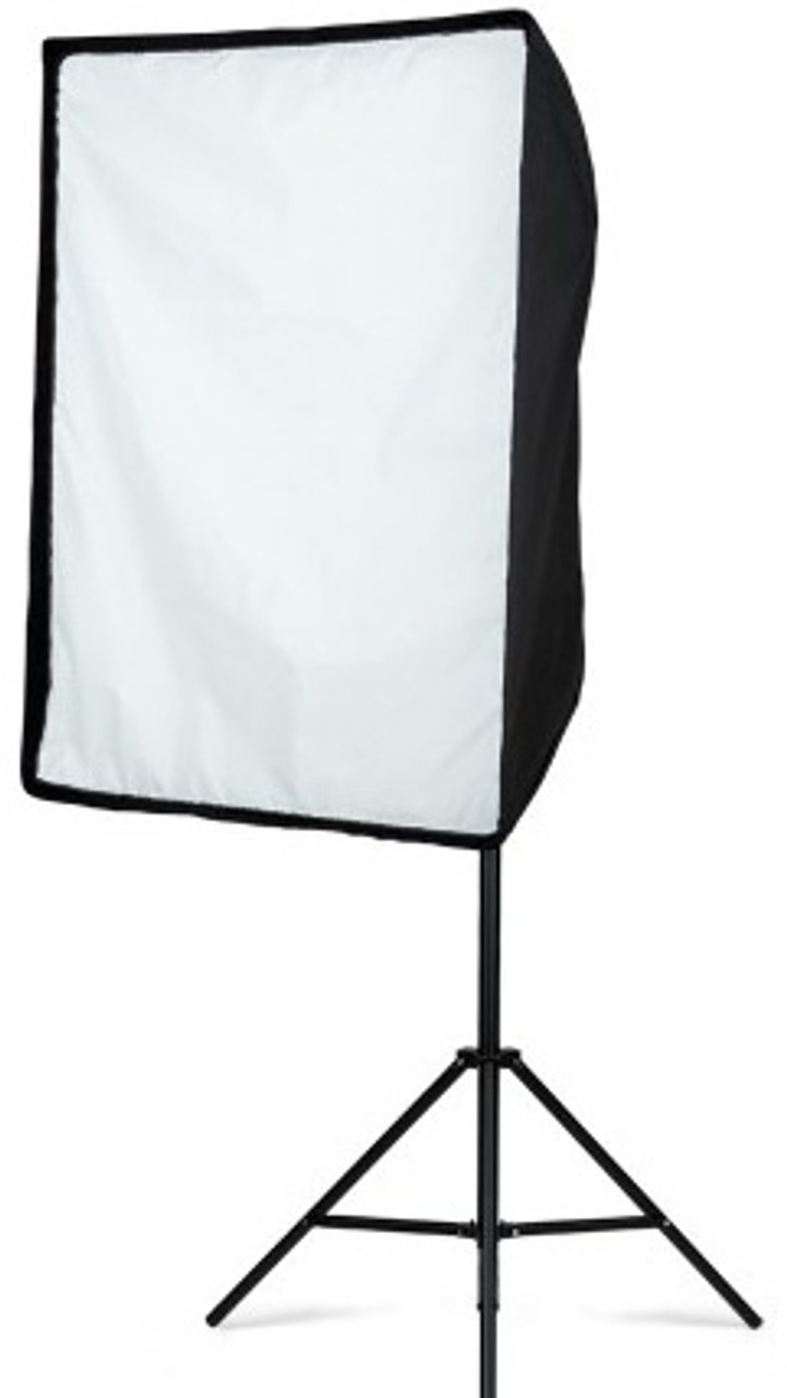 """Westcott 36""""x48"""" Large with Silver Interior Softbox #4832"""