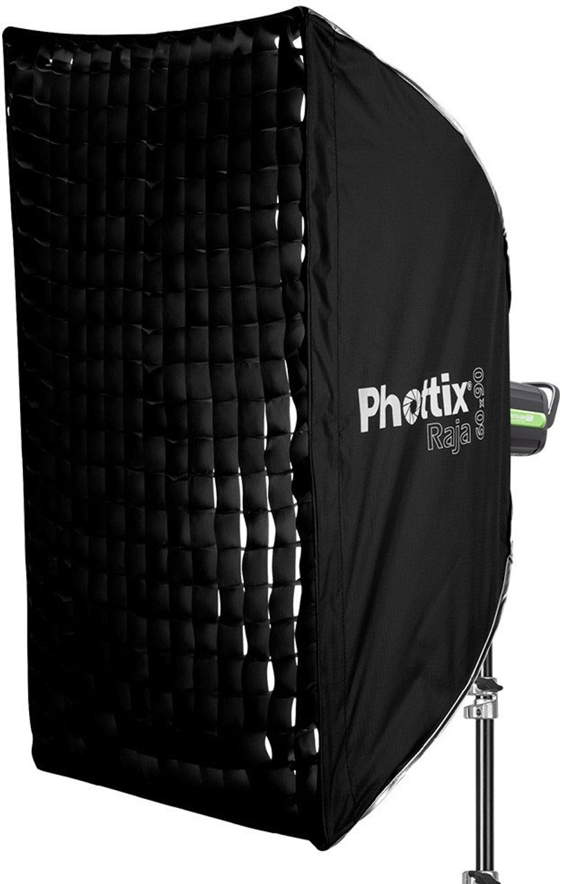 "Phottix Raja Quick-Folding Softbox 60x90cm - 24""x35"""