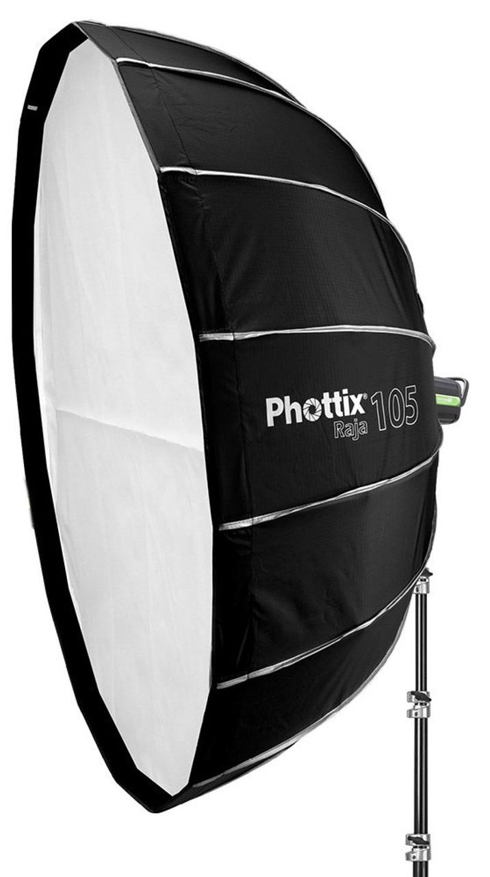 "Phottix Raja Quick-Folding 41"" Parabolic Octa Softbox"