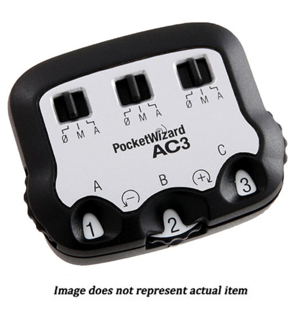 PocketWizard AC3 ZoneController for Canon (USED) - S/N A3C331094