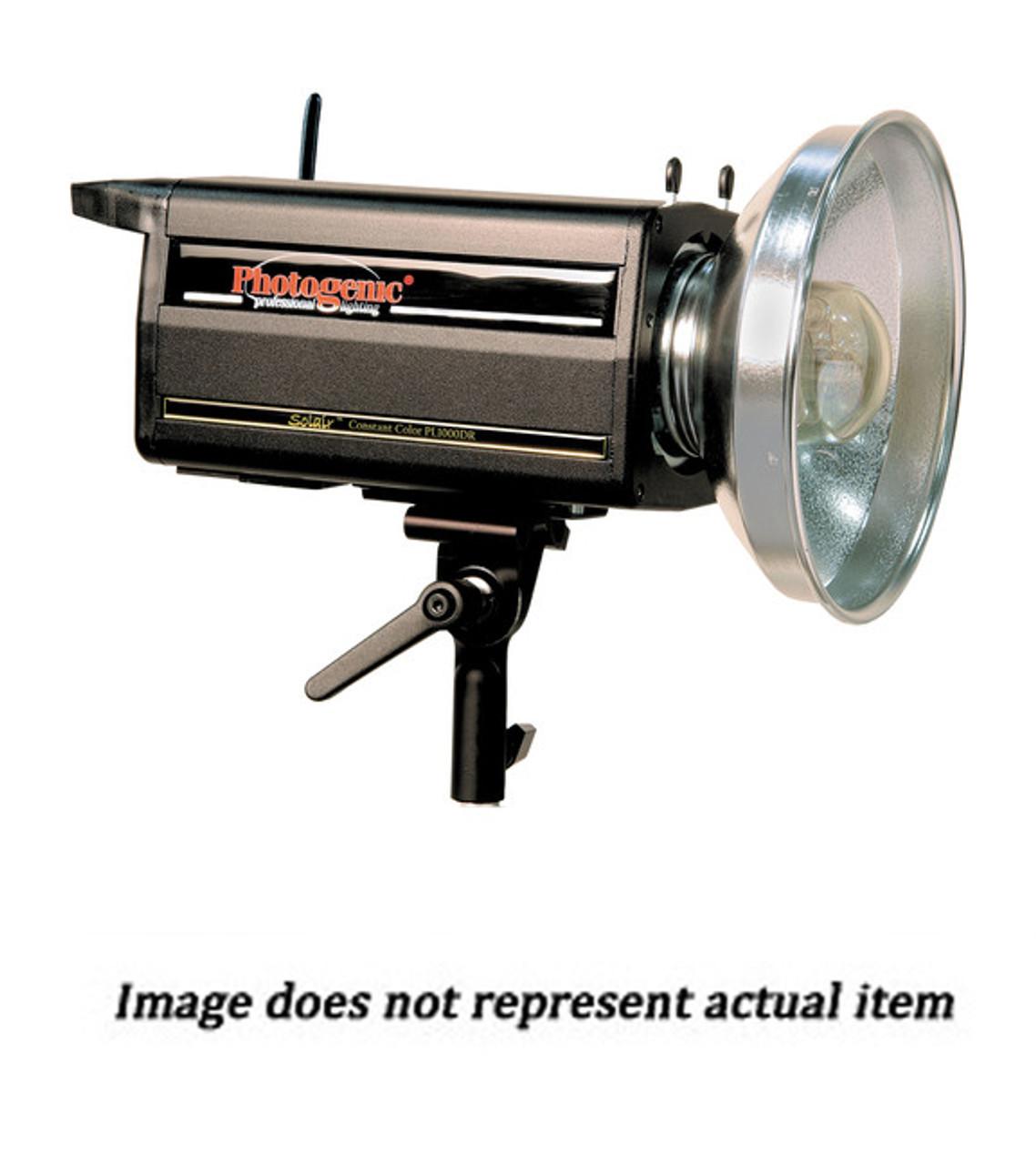 Photogenic Photogenic PLR1000DRC Radio Solair 1,000W/s Monolight with PocketWizard Receiver (USED) - S/N 008979